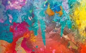 Lluvia ácida|PinturadeÁngeles Romo| Compra arte en Flecha.es