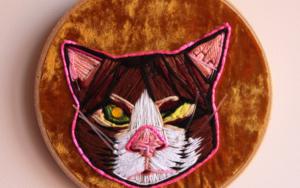 Gato.|EsculturadeÁngeles Romo| Compra arte en Flecha.es