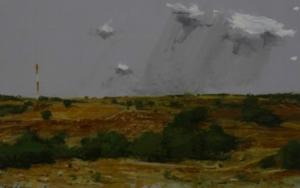 Alarcón n 1|PinturadeCalo Carratalá| Compra arte en Flecha.es