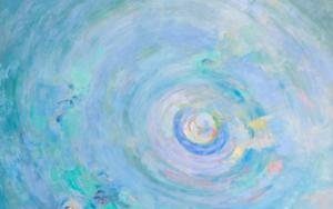 Asteroide|PinturadeGuillermo Serrano de Entrambasaguas| Compra arte en Flecha.es