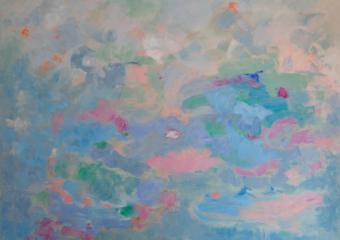 En los orígenes II|PinturadeGuillermo Serrano de Entrambasaguas| Compra arte en Flecha.es
