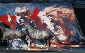 Lucha de San Jorge con el dragón|FotografíadePeter Müller Peter| Compra arte en Flecha.es