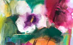 Lugares y Jardines Imaginarios XVIII|PinturadeTeresa Muñoz| Compra arte en Flecha.es