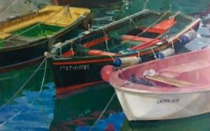 Reflejos PinturadeEnrique Pazos  Compra arte en Flecha.es