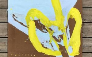 TURE|PinturadePalma Alvariño| Compra arte en Flecha.es