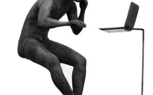 INTERNAUTA|EsculturadeJavier de la Rosa| Compra arte en Flecha.es