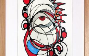 EL SECRETO ESTÁ EN MIRAR|PinturadeRAFAEL PICO| Compra arte en Flecha.es