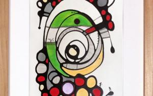 VERDE|PinturadeRAFAEL PICO| Compra arte en Flecha.es