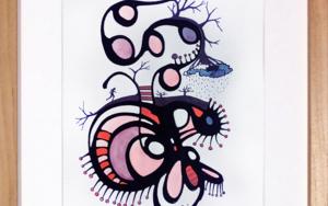 LO QUE ERES SIN QUERER|PinturadeRAFAEL PICO| Compra arte en Flecha.es