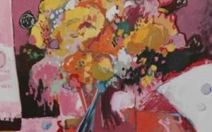 MIMOSAS|PinturadeCarlota Rios| Compra arte en Flecha.es