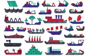 Barcos|DigitaldeTeresa Arroyo Corcobado| Compra arte en Flecha.es