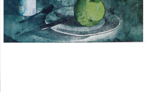 Clave de la desolación : 70 calorías|Obra gráficadeAna Valenciano| Compra arte en Flecha.es