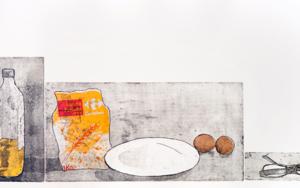 Ingredientes|Obra gráficadeAna Valenciano| Compra arte en Flecha.es