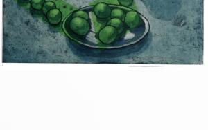 Las doce uvas|Obra gráficadeAna Valenciano| Compra arte en Flecha.es