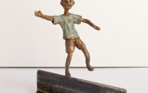 Equilibrios - IV|EsculturadeAna Valenciano| Compra arte en Flecha.es