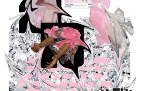 Can't touch the money|CollagedeNatalia Garcia| Compra arte en Flecha.es