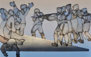El 3 de Mayo.|EsculturadeJenifer Carey| Compra arte en Flecha.es