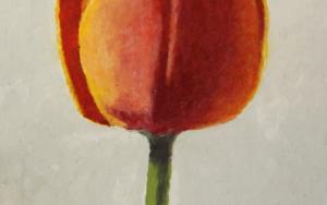 Tulip I|PinturadeMiguel Ortega Mesa| Compra arte en Flecha.es
