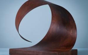 Onda II|EsculturadePrado de Fata| Compra arte en Flecha.es