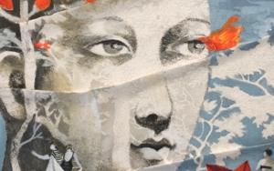 Pequeños mares IV|PinturadeMenchu Uroz| Compra arte en Flecha.es