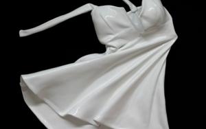 Piedad Ausente|EsculturadePatricia Glauser| Compra arte en Flecha.es