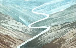 Camino|PinturadeMilena Mateva| Compra arte en Flecha.es