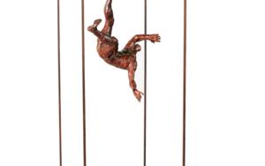 GRAVITACIÓN III|EsculturadeFernando Suárez| Compra arte en Flecha.es