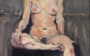 Silvia|PinturadeJaelius Aguirre| Compra arte en Flecha.es