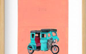 Trycicle in Liliw|Obra gráficadePablo Colomo| Compra arte en Flecha.es