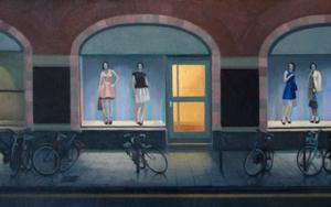 Vacío itinerante|PinturadeOrrite| Compra arte en Flecha.es