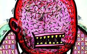STEALING FIRE FROM HEAVEN III|DibujodeVicente Aguado| Compra arte en Flecha.es
