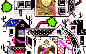 BIBLE ST. (FREEMASON CITY)|DibujodeVicente Aguado| Compra arte en Flecha.es