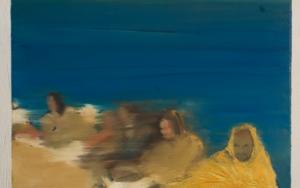 The Crossing I PinturadeEliana Perinat  Compra arte en Flecha.es