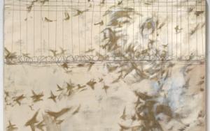 Frontera Sur|PinturadeEliana Perinat| Compra arte en Flecha.es