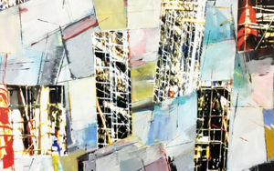 W-3|CollagedeErika Nolte| Compra arte en Flecha.es