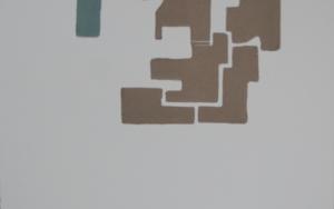En el centro|Obra gráficadeCruz Sánchez| Compra arte en Flecha.es