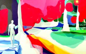Seremos brillantes|PinturadeALEJOS| Compra arte en Flecha.es