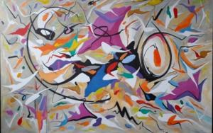 Coming back to life|PinturadeValeriano Cortázar| Compra arte en Flecha.es
