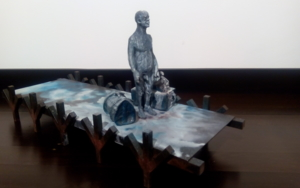 Esos primeros segundos...|EsculturadeReula| Compra arte en Flecha.es