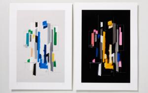 El Color como Metáfora|CollagedePablo Pérez Palacio| Compra arte en Flecha.es
