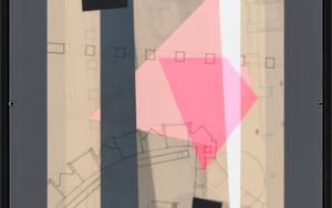 Fragemnto de un espacio propio 09|CollagedePablo Pérez Palacio| Compra arte en Flecha.es