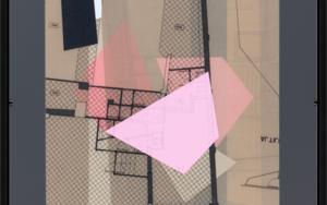Fragemnto de un espacio propio 15|CollagedePablo Pérez Palacio| Compra arte en Flecha.es
