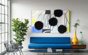 Memphis PinturadeNadia Jaber  Compra arte en Flecha.es