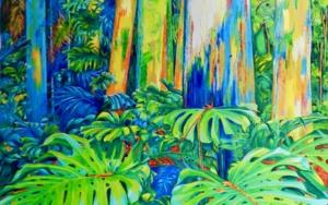 Diamond Island II|PinturadeMaite Rodriguez| Compra arte en Flecha.es