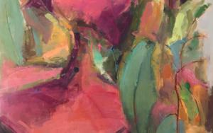 Lugares y Jardines Imaginarios XXI|PinturadeTeresa Muñoz| Compra arte en Flecha.es
