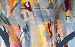 Mapa de sensaciones II|PinturadeIraide Garitaonandia| Compra arte en Flecha.es