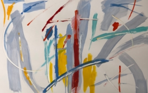 THE DOOR II|PinturadeIraide Garitaonandia| Compra arte en Flecha.es