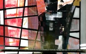Construcciones II / Diptico CollagedeErika Nolte  Compra arte en Flecha.es