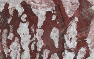 Tarde en la playa rojo|PinturadeAlvaro Sellés| Compra arte en Flecha.es