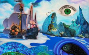 Phantasmagoria|DigitaldeHelena Revuelta| Compra arte en Flecha.es